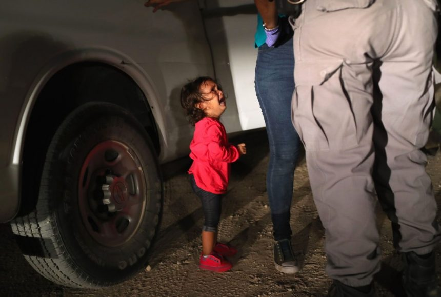 Oppose Separating Families and Holding Children in Cages