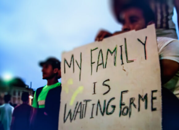 Invisible Family Separation